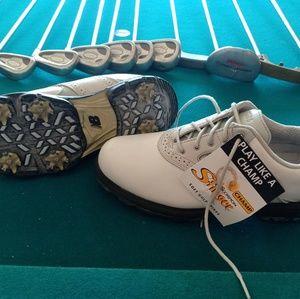 New balance womens golf shoes size 8